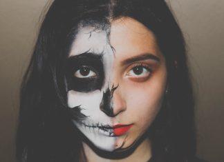 Tips Membersihkan Makeup Halloween