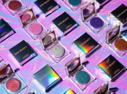 KKW Beauty Rilis Birthday Collection Bertajuk Flashing Lights