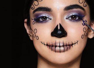 10 Rekomendasi Produk Pembersih Wajah dari Makeup Halloween