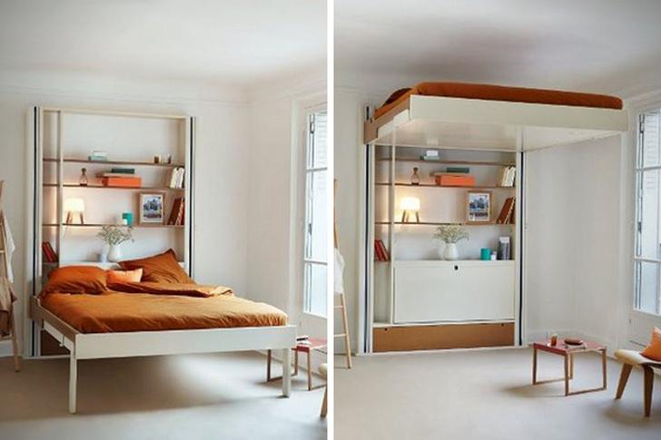 Bikin Betah di Kamar, Ini 7 Model Tempat Tidur Futuristik dan Unik