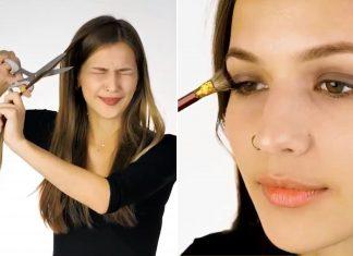 DIY Kuas Makeup dari Rambut Sendiri Yay or Nay-cover