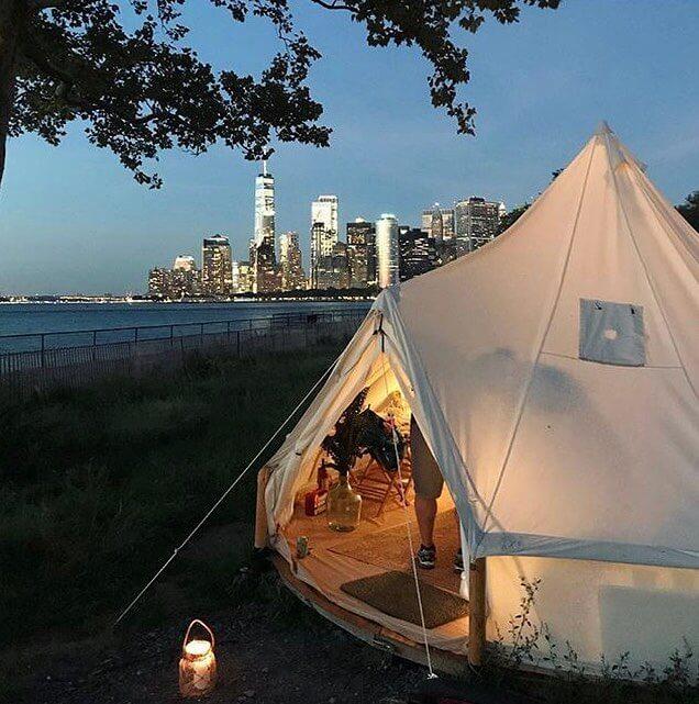 Glamping Cara Camping Mewah yang Hits, Yuk Intip Rekomendasi Tempatnya