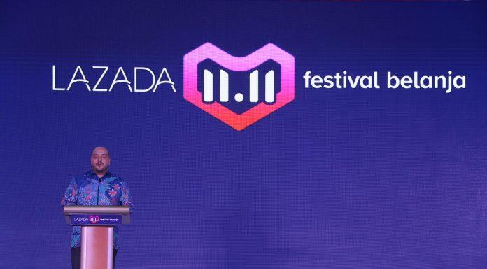 Dukung UKM di Indonesia, Lazada Luncurkan Kampanye 11.11