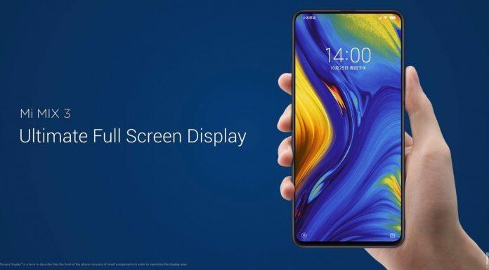 Xiaomi Luncurkan Mi Mix 3, Handphone 5G Pertama di Dunia