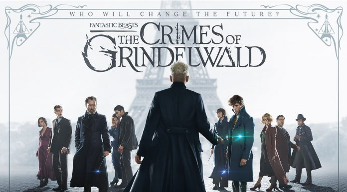 Review Film: 'Fantastic Beasts: The Crimes of Grindelwald'