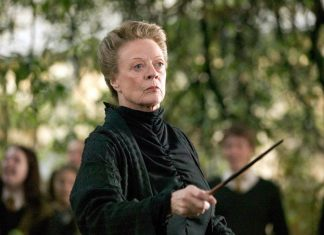 Kontroversi Sosok McGonagall di 'Fantastic Beasts: The Crimes of Grindelwald'