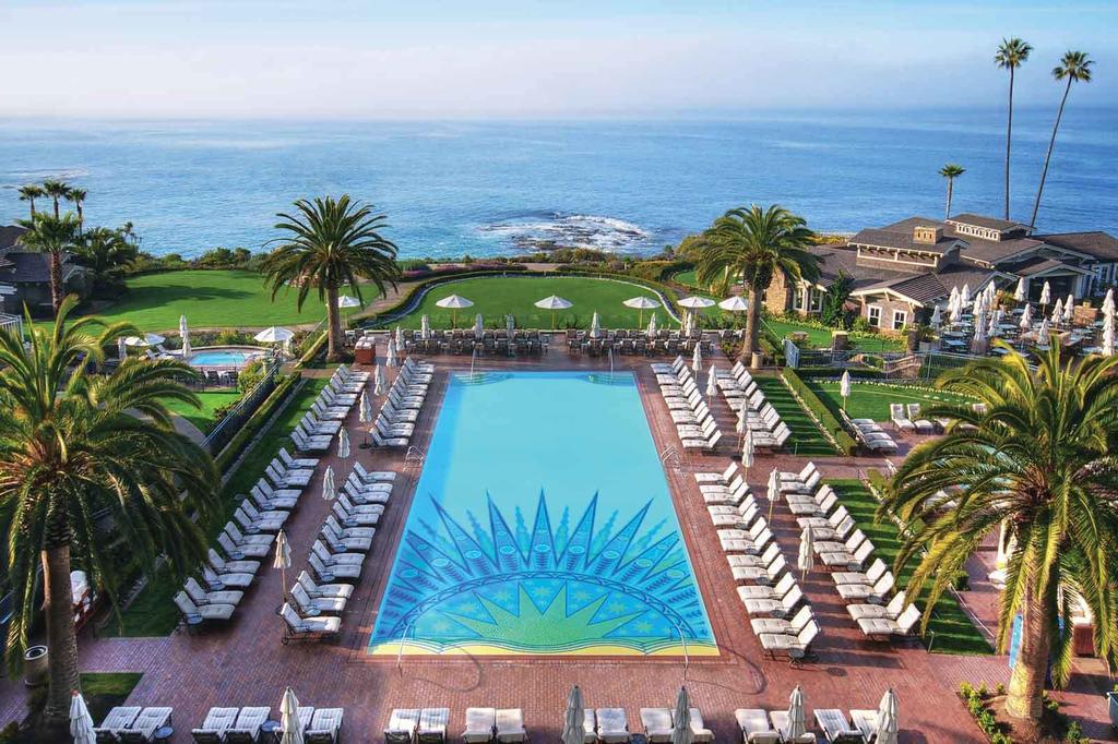 10 Hotel dengan Pemandangan Pantai Terbaik di Dunia