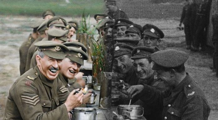 Film Dokumenter dari Peter Jackson, 'They Shall Not Grow Old' Akan Tayang Desember Ini
