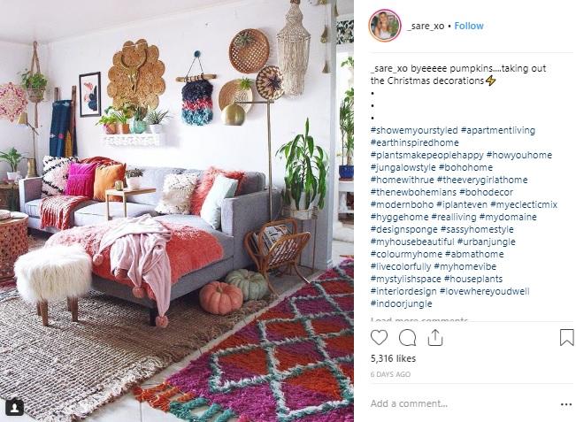 Suka Desain Warna-Warni? Kamu Wajib Follow Akun Instagram Ini, Ladies!