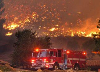 Kediaman Beberapa Selebriti Hollywood Habis Dilahap Kebakaran Woolsey