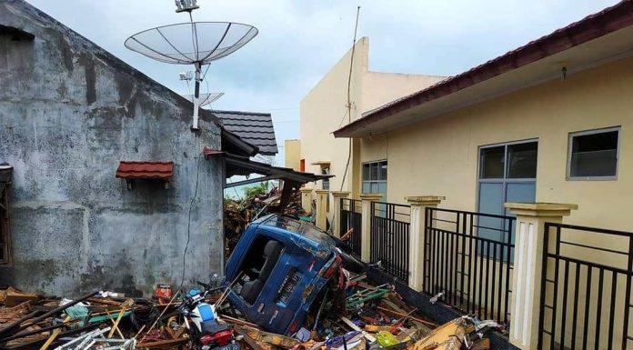 Cara Membantu Korban Tsunami Selat Sunda