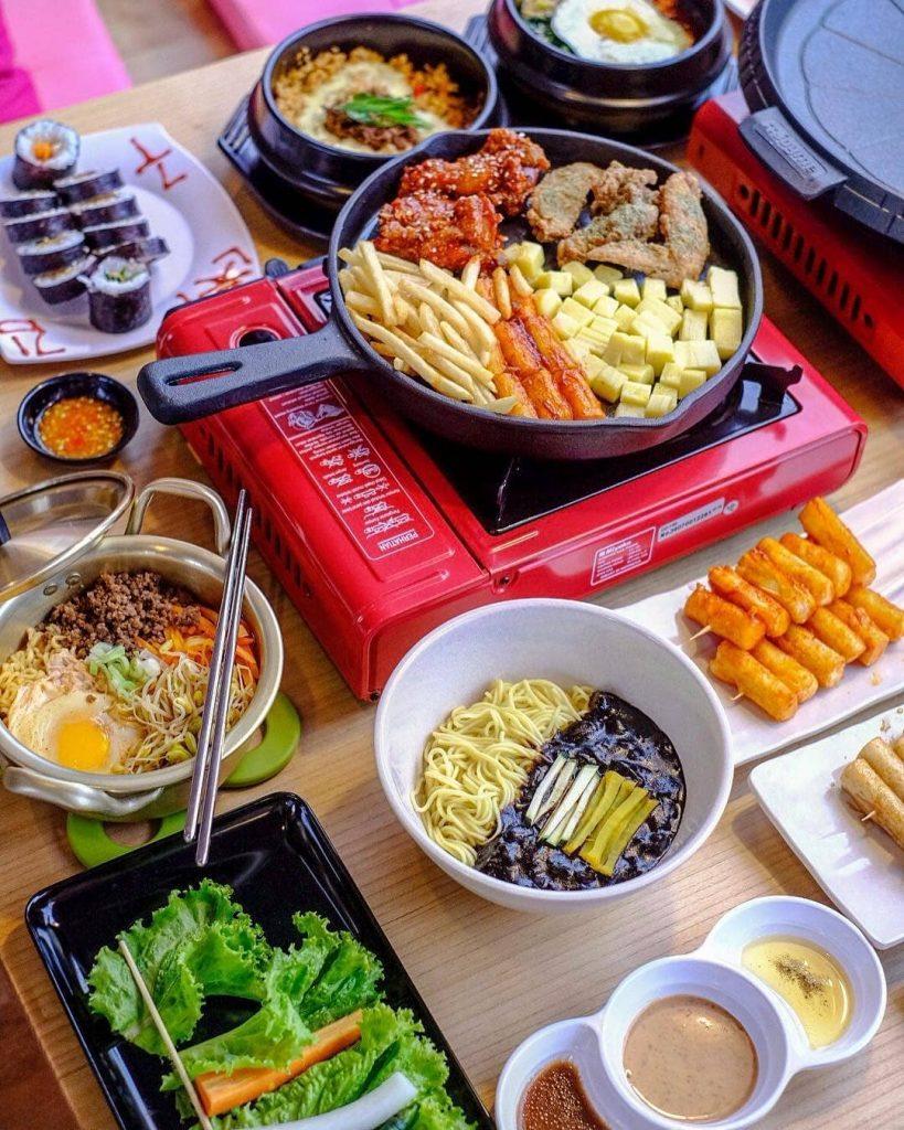 Chingu Café yang Begitu Instagenic, Seoul Mini di Kota Gudeg