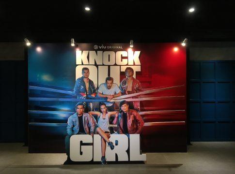 Kick-Off Viu Pitching Forum 2019 dan Peluncuran Seri Terbaru Viu 'Knock Out Girl'