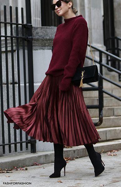 6 Tips Bikin Outfit Winter Tampak Lebih Fresh