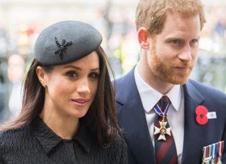 Meghan Markle dan Prince Harry Pindah Rumah