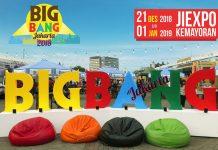 Siap-siap, Festival Cuci Gudang Big Bang Jakarta 2018 Kembali Digelar Bulan Ini!