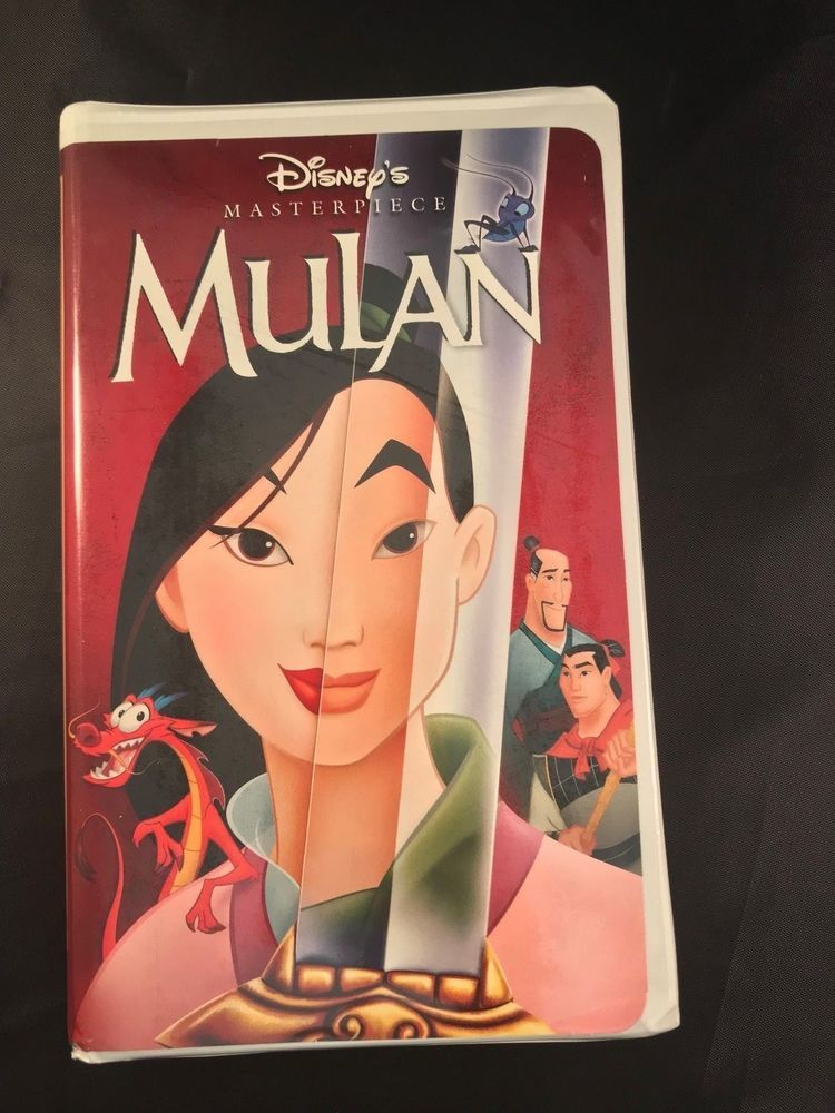 Kaset VHS Film-Film Disney Ini Dijual dengan Harga Selangit di eBay