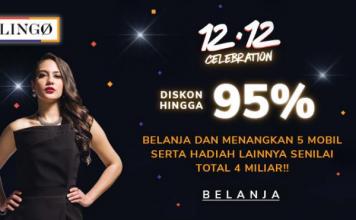 Zilingo Siapkan Kejutan Hadiah di Festival Belanja 12.12