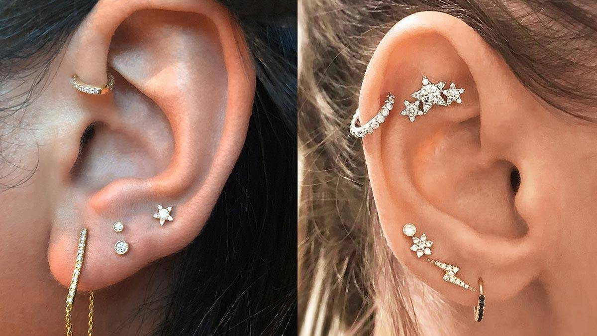 Different Body Piercings With Names