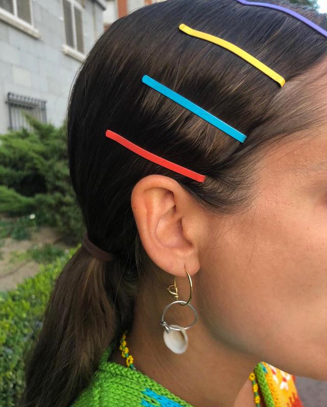Siap-siap, Hairclip Akan Menjadi Tren Rambut 2019!