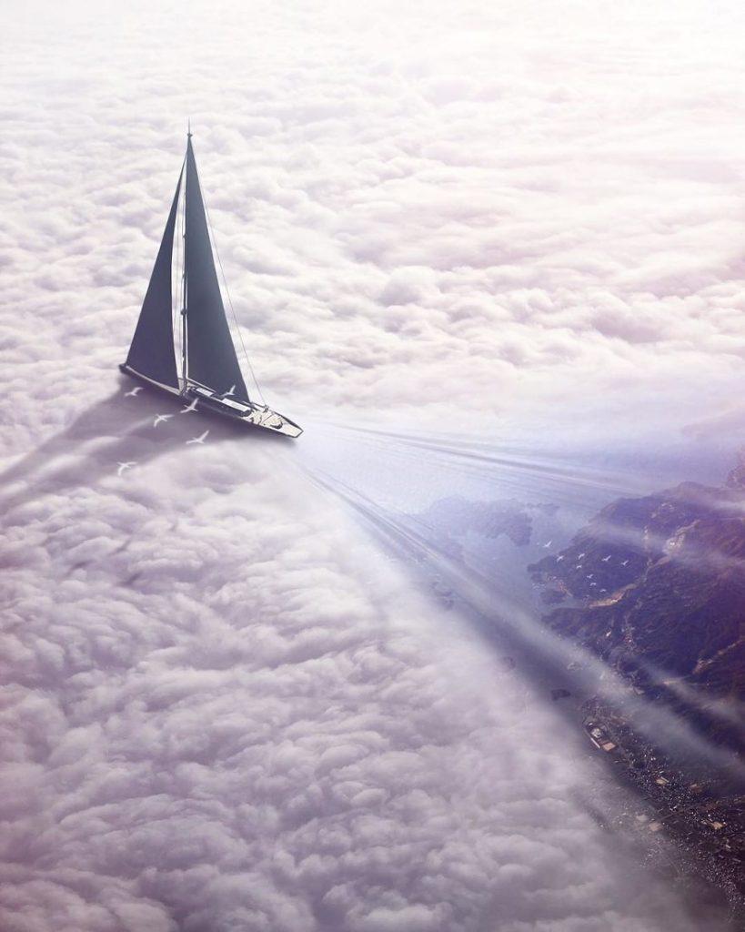 10 Manipulasi Foto Surrealis Karya Zulkarnain Ismail