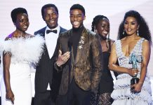 Black Panther Menang Penghargaan Tertinggi di SAG Awards ke-25