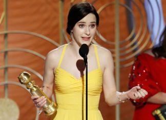 Rachel Brosnahan Kembali Mendapatkan Predikat Best Actress di Golden Globes 2019