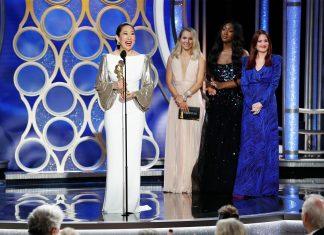 Sandra Oh Mengukir Sejarah di Golden Globes 2019