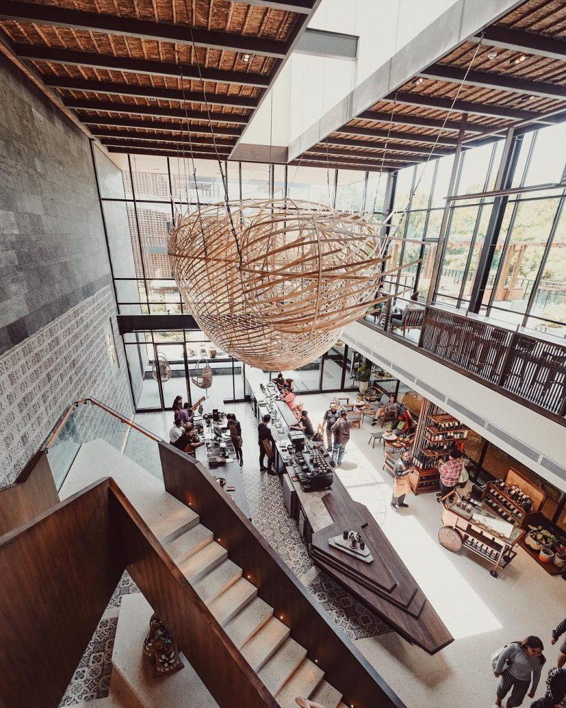 Starbucks Reserve Dewata, Terbesar di Asia Tenggara dan Satu-satunya di Dunia