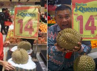 Viral Durian dengan Harga 14 Juta di Tasikmalaya, Ternyata Ini Keistimewaanya