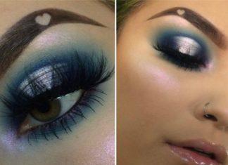 Viral Eyebrow Heart Shape, Begini Cara Mudah Membuatnya