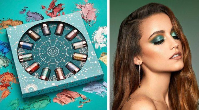 Berkolaborasi dengan Kathleen Lights, Colourpop Rilis Koleksi Make Up Bertema Zodiak