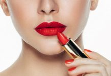 Selebriti Hollywood dengan Signature Look Lipstik Merah