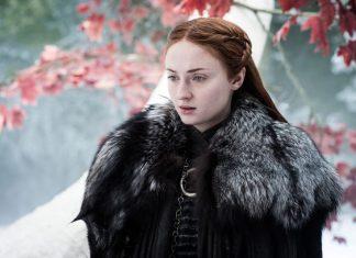 Sophie Turner Dilarang Keramas Selama Shooting Game of Thrones Berlangsung