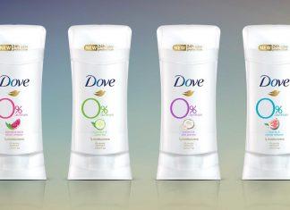 Dove Luncurkan Aluminum-Free Deodorant Pertama