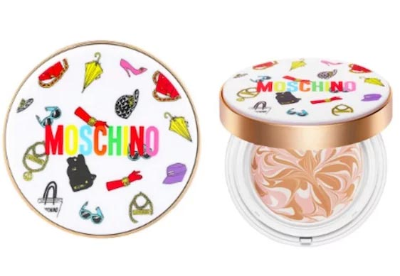 Fashion Meets Makeup! Ini Dia Koleksi Kolaborasi Moschino x Tony Moly