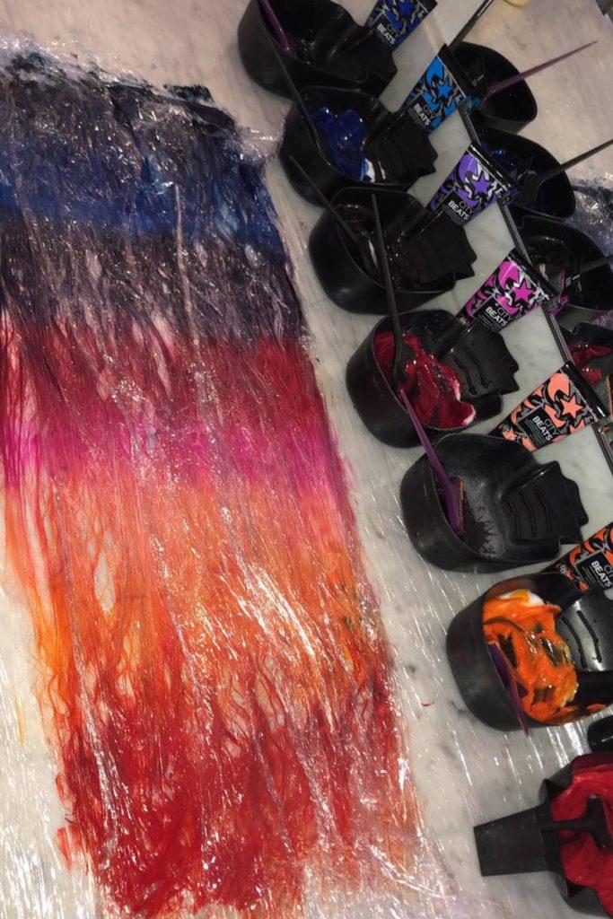 Cloud Colour Tren Baru Warna Rambut 2019 yang Perlu Kamu Tahu