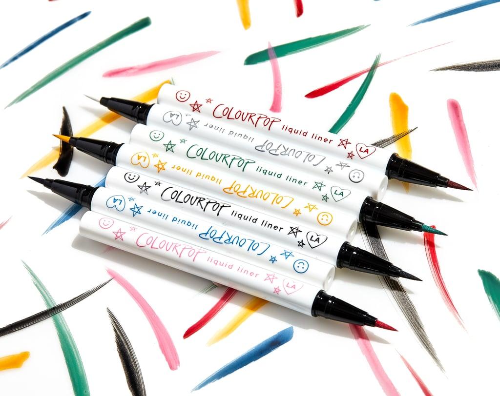 "Colourpop Rilis Liquid Eyeliner Pertama ""BFF Liquid Liners"""