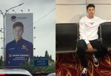 Begini Potret Tampan Davin Kirana, Putra Bos Lion Air yang Kini Nyaleg