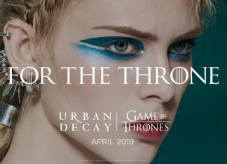 Kabar Gembira! Urban Decay Berkolaborasi dengan Game of Thrones