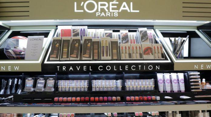 Siap Hadapi Brexit, L'Oreal Timbun Banyak Produk Kosmetik