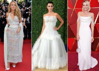 10 Red Carpet Look Terbaik dari Chanel