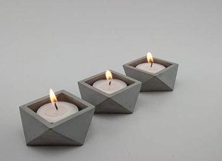 DIY Scented Candles Dengan Aroma Teh