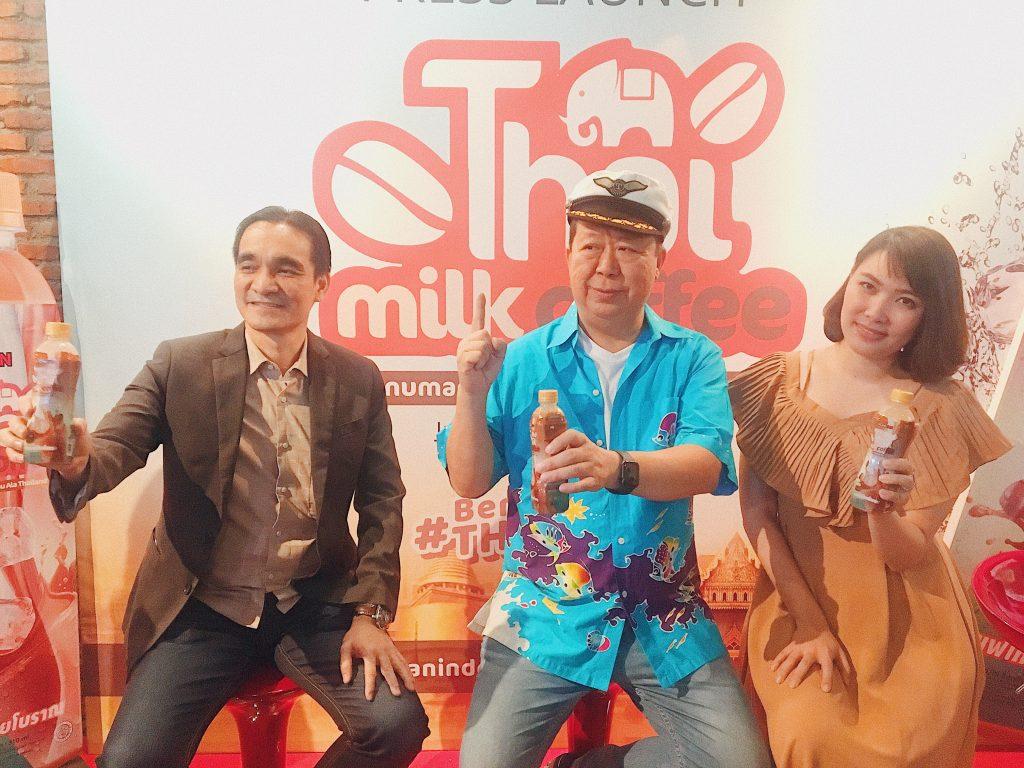 Ngopi Makin Praktis dengan Kopi Susu Segar Ichitan Thai Milk Coffee