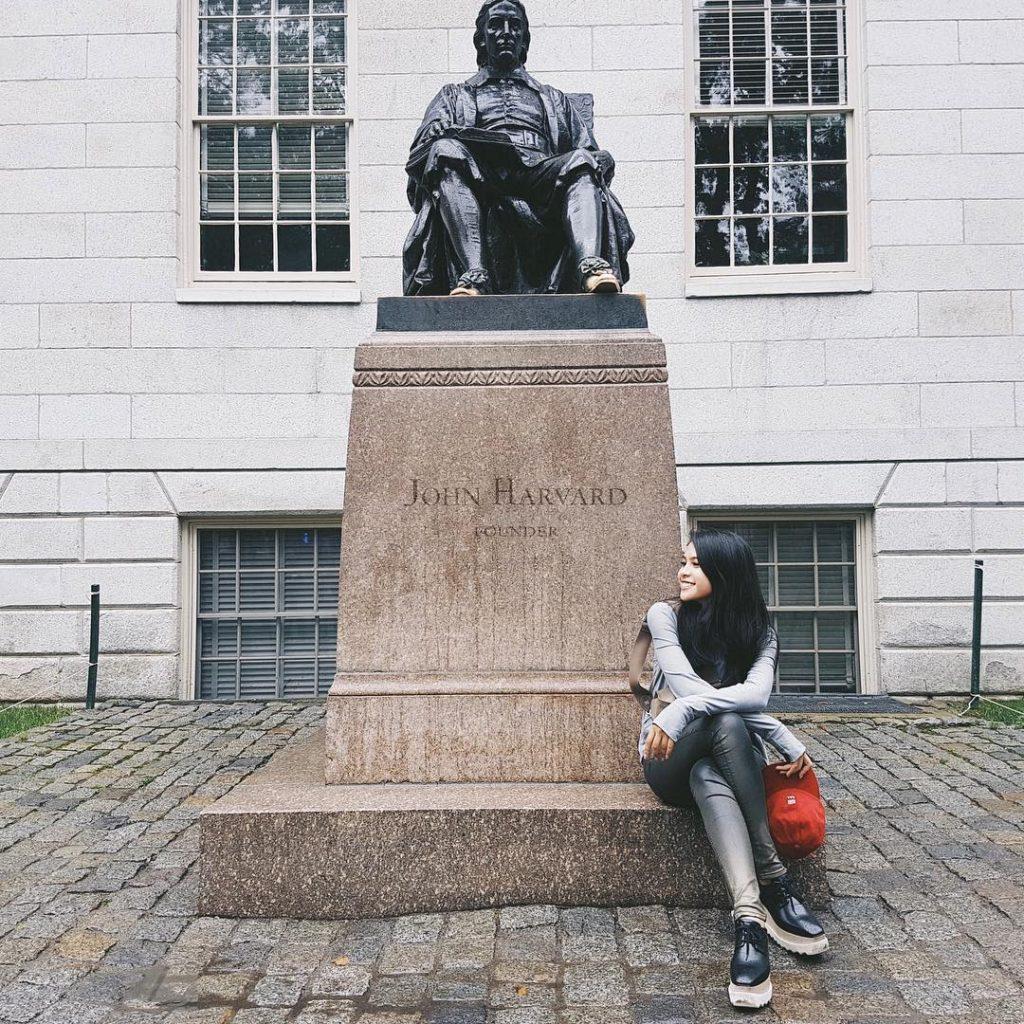 Sempat Galau Pilih Harvard atau Stanford, Akhirnya Maudy Ayunda Pilih Kampus Ini