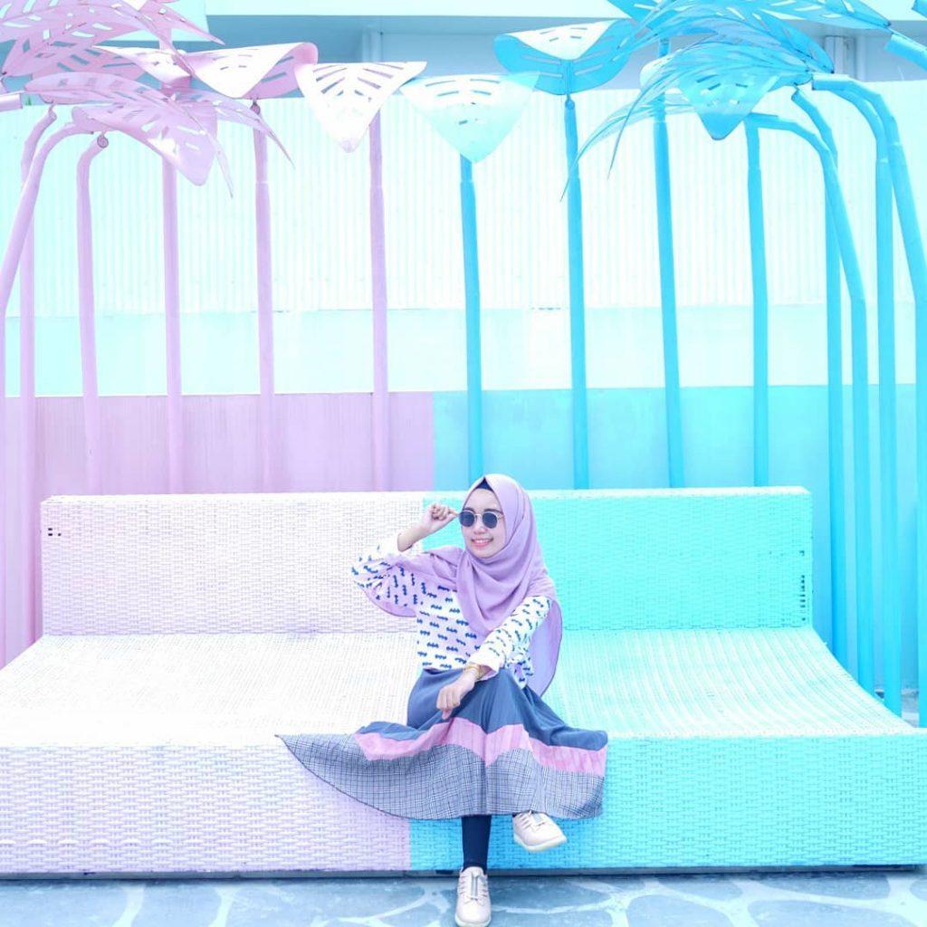 This Is Me di Bandung, Spot Wisata Baru Buat Kamu yang Hobi Selfie