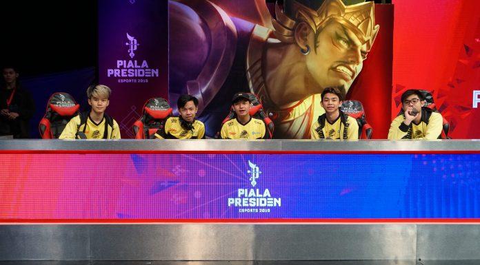 ONIC dan Aerowolf Mengamankan Posisi di Final Piala Presiden Esports 2019