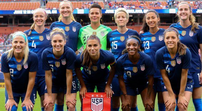Upah Tidak Setara, Tim Nasional Sepak Bola Wanita Amerika Serikat Ajukan Gugatan