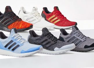 Adidas Luncurkan Koleksi Game of Thrones Sneakers