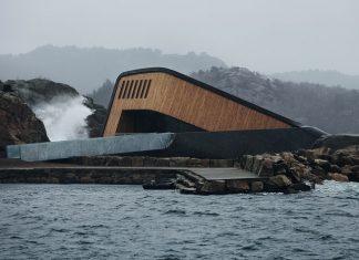 Norwegia Buka Restoran Bawah Laut Pertama di Dunia
